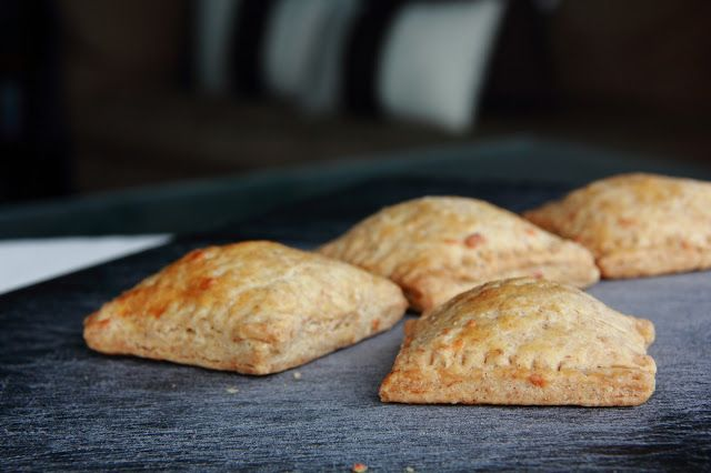{ Little Accidents in the Kitchen }: Salmon & Cheese Pop tarts