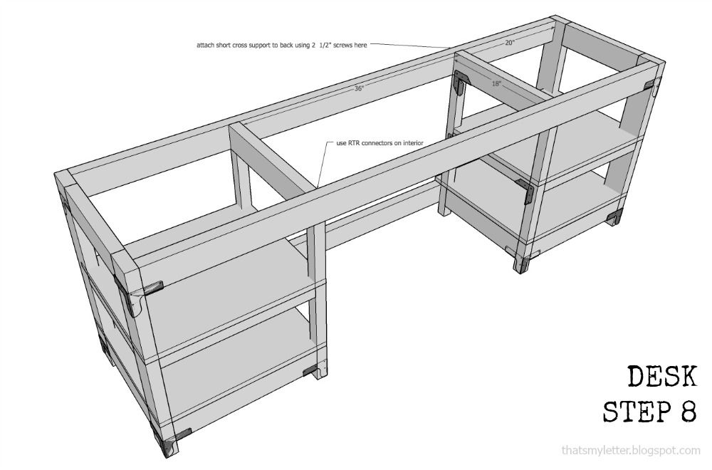 Peachy Diy How To Build A Workbench Style Custom Desk Building Forskolin Free Trial Chair Design Images Forskolin Free Trialorg
