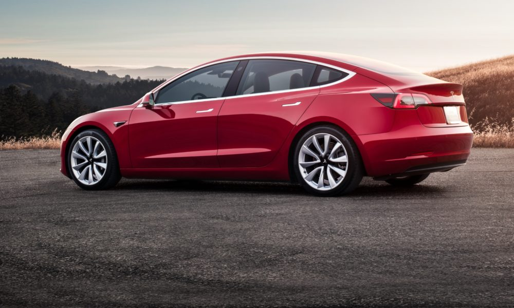 Tesla Model 3 Outshines Audi E Tron Jaguar I Pace To Become Uk S