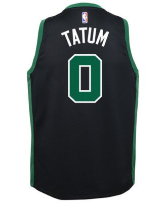 online store f0ca9 4b277 Boston Celtics Jayson Tatum Statement Swingman Jersey, Big ...
