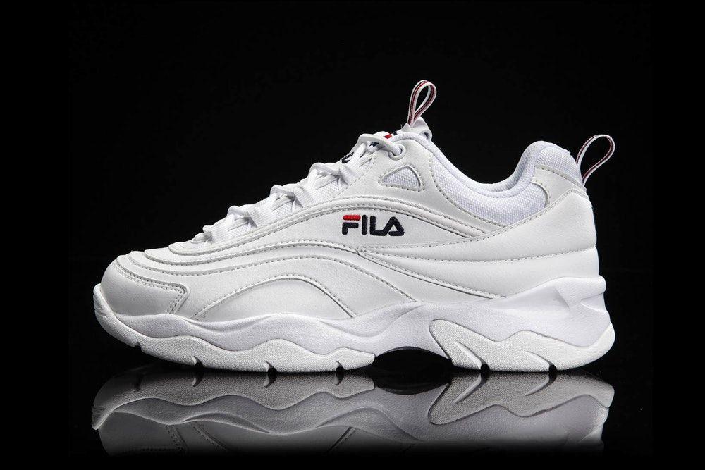 Chunky Dad Shoe – The FILA Ray