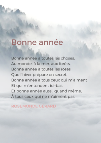 5 French Poems About Winter Basic French Words French Poems French Language Lessons