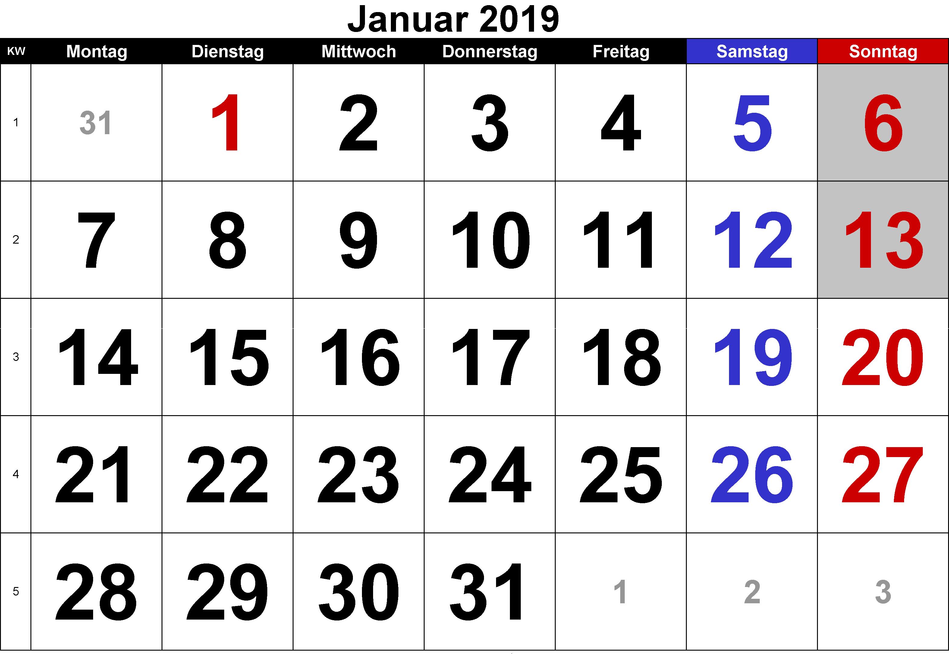 Kalender Januar 2019 Mit Feiertagen Calendar March Print Calendar November Calendar