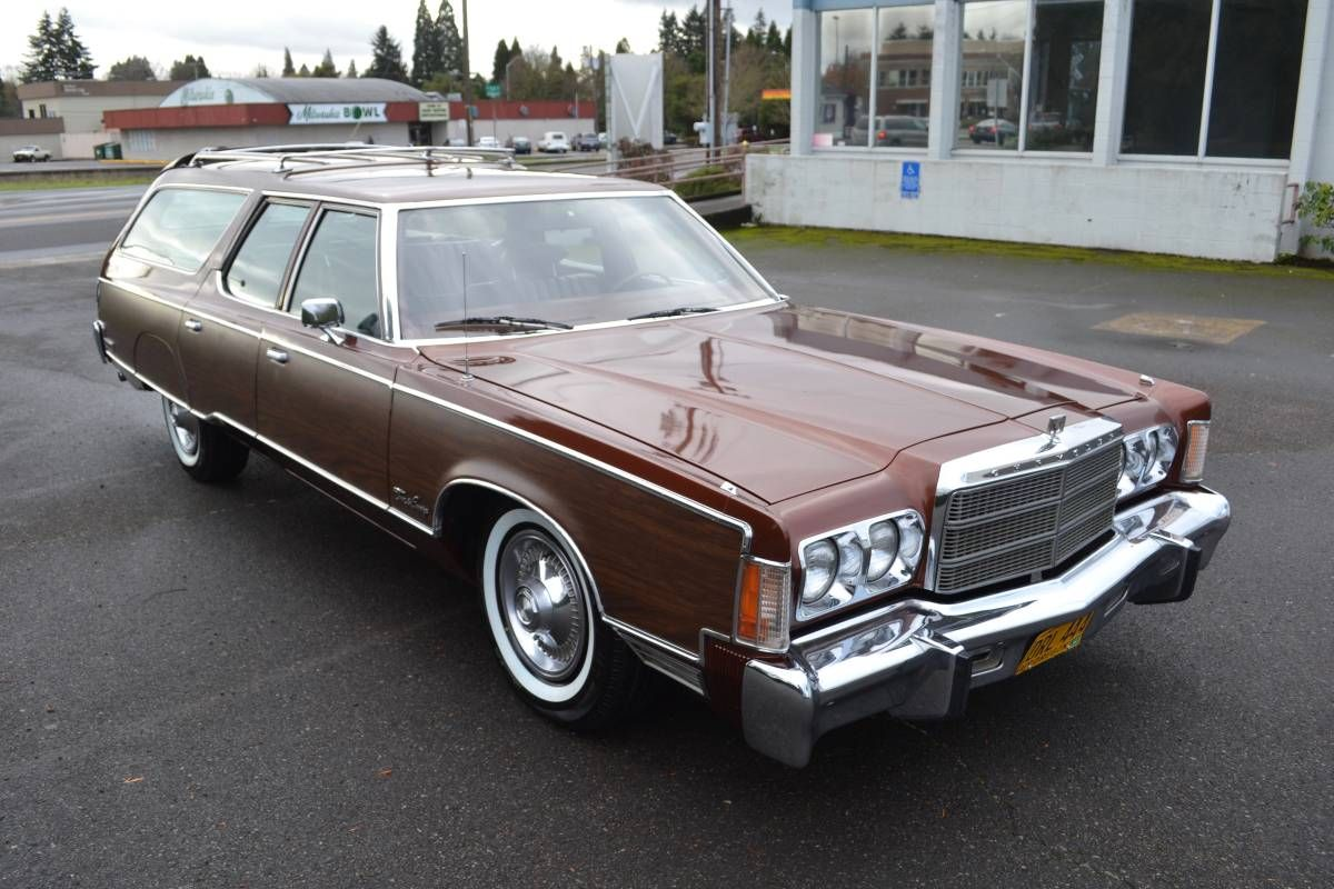 1977 Chrysler Town Country Station Wagon Only 68k Miles Rare