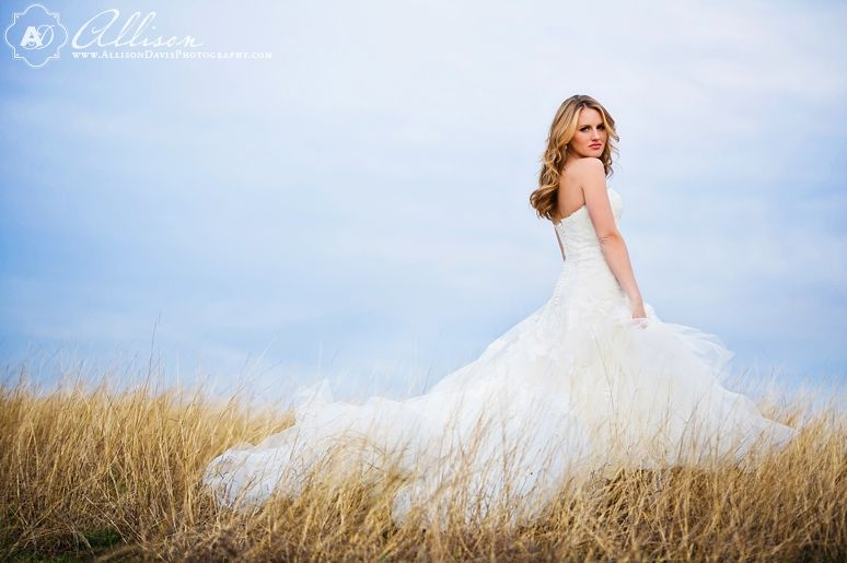 Dallas Texas Bridal Portraits by Allison Davis Photography at White Rock Lake & The Dallas Arboretum #bridalphotographyposes