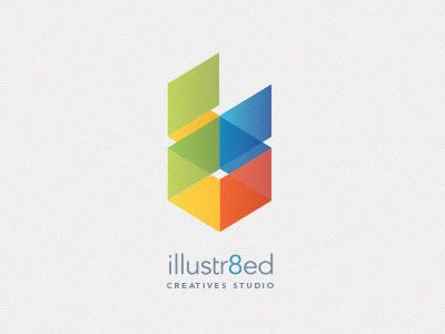 Elegant, Colourful Logos