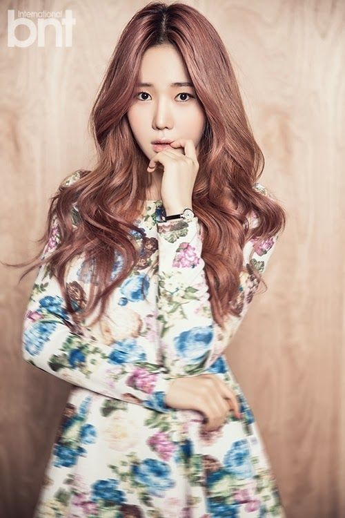Dal Shabet Bnt International February 2014 Kpop Hair Colors