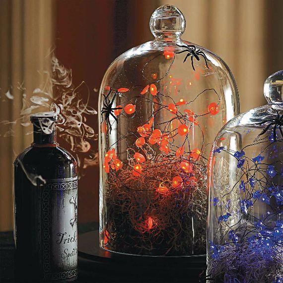 55 Halloween Decorating Ideas Eerie Elegance (17)