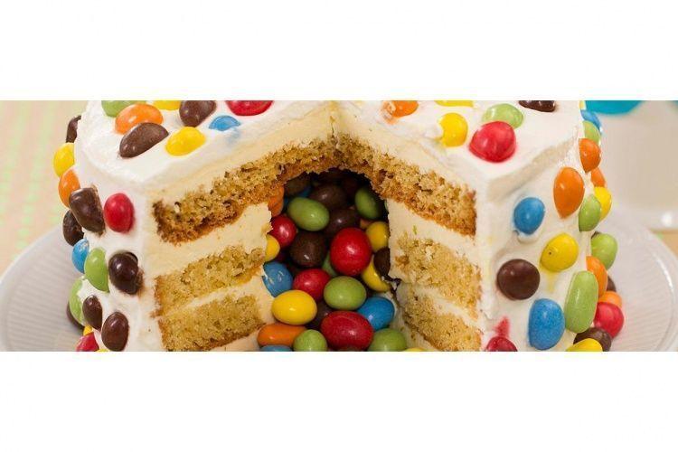 Photo of Piñata-Kuchen – Apfel Kuchen – Piñata-Kuchen – #apfel #kuchen #PinataKuchen … – Ostern
