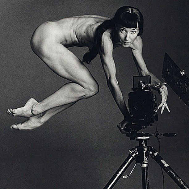 French nude photography way