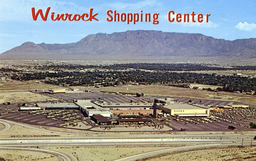 winrock mall. 1960s.