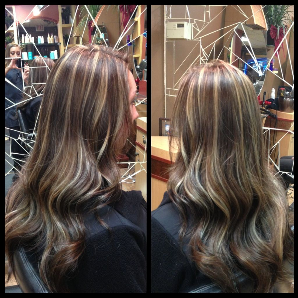 Level 7 Hair Color With Highlights Best Hairstyles 2018
