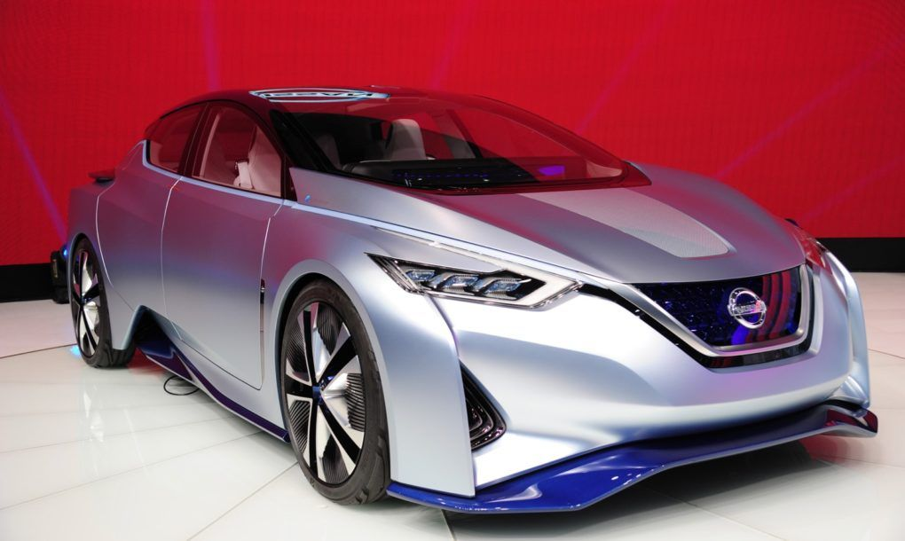 Nissan Is Working On A New 340 Mile Range Electric Car Nissan Leaf Electric Cars Car