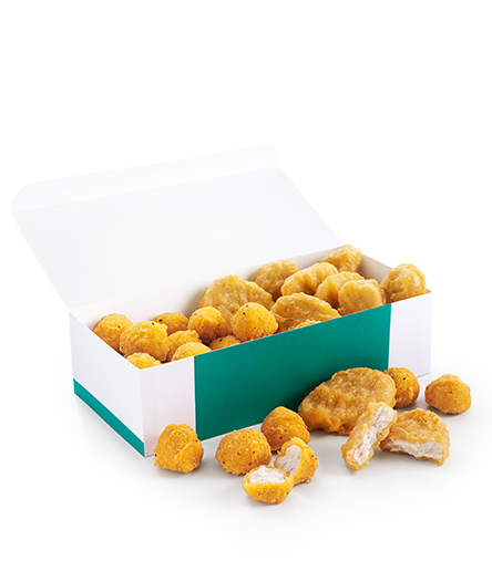 Nuggets Box Set: Chicken McNuggets® And McBites® ShareBox® :: McDonalds.co