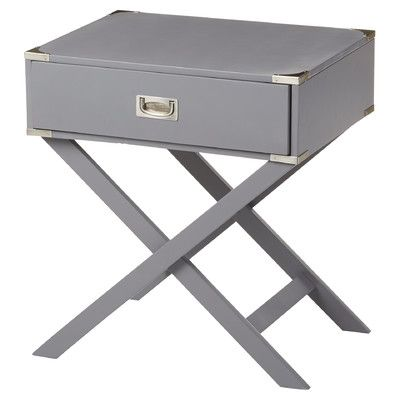 Neptune Campaign End Table | Joss U0026 Main