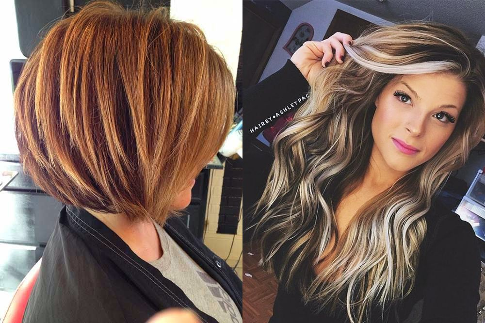 Highlights For Aged Women 2018 Hair Trends Haircuts And Color