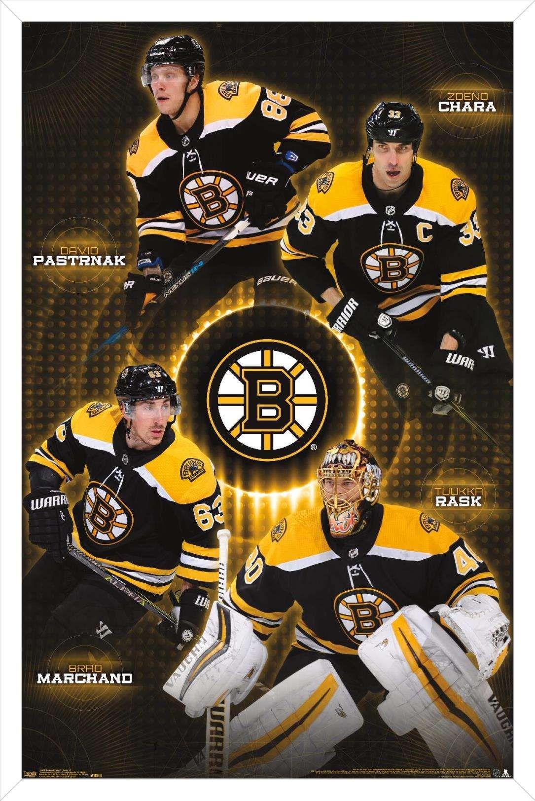 Nhl Boston Bruins Team 17 Poster In 2021 Nhl Boston Bruins Boston Bruins Boston Bruins Hockey
