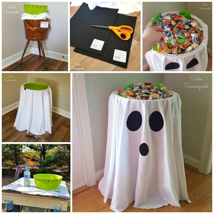 DIY Halloween Decorations & Halloween Party Ideas for Kids