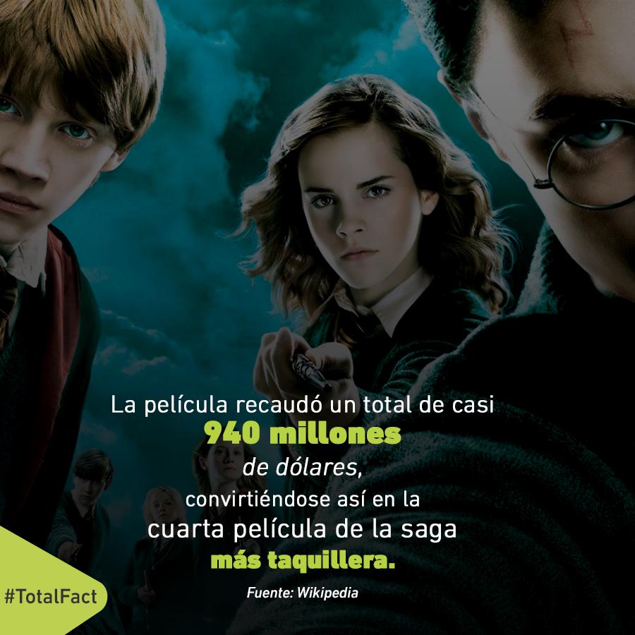 UnDíaComoHoy de 2007 se estrena Harry Potter y la Orden del Fénix ...