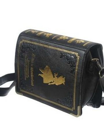 Anese Alice Book Purse This Needs To Be Mine In The Near Future