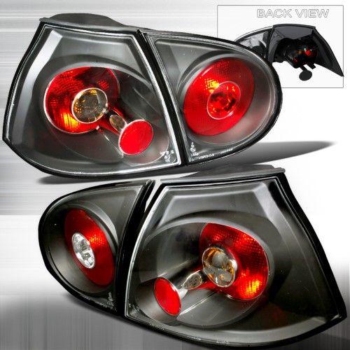 Spec-D Tuning LT-GLF93JM-TM Spec-D Altezza Tail Light Black
