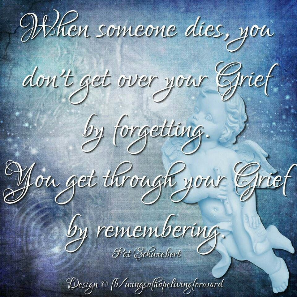 Grief, When Someone Dies, Loss Quotes