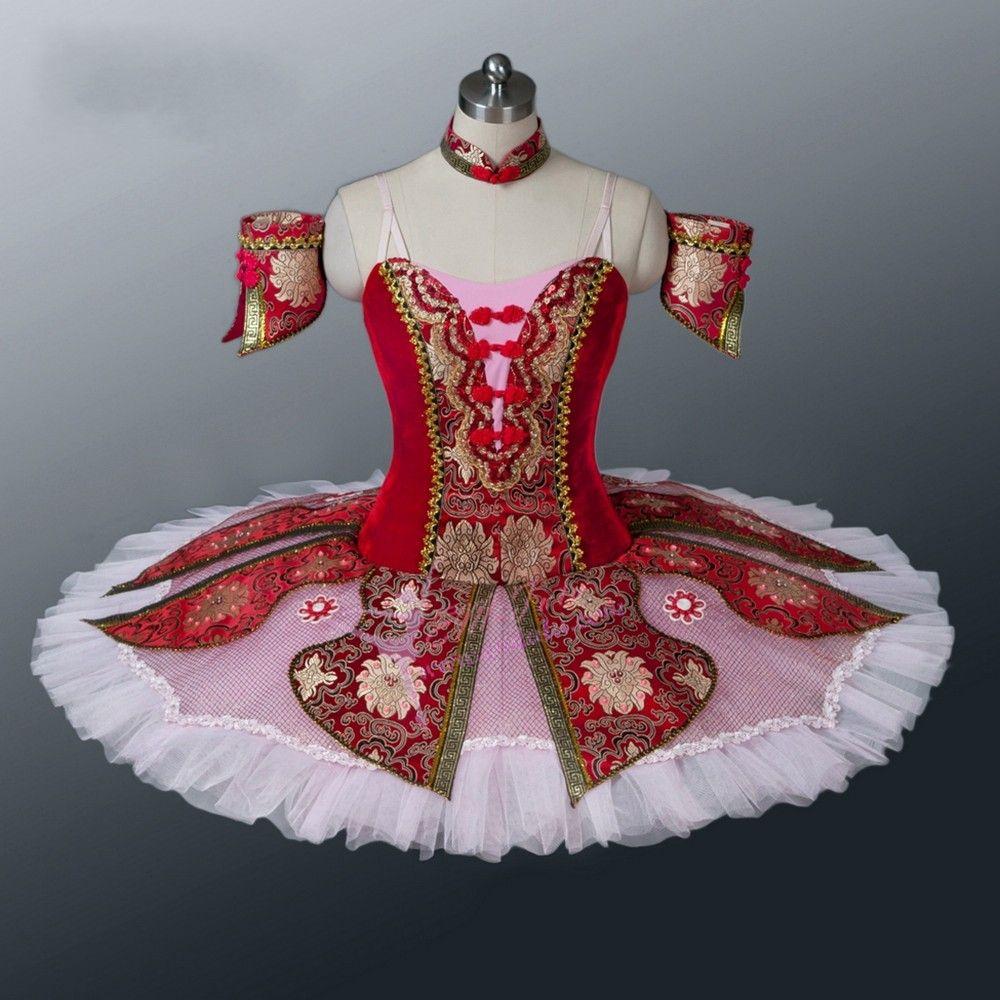 Le Corsaire Grand Pas. Ballet tutu