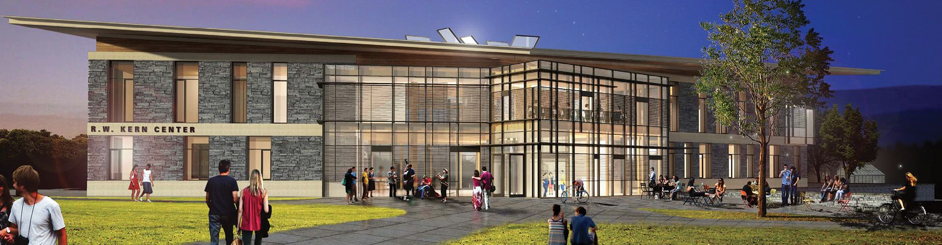 On Campus Hampshire College Leads Way In Sustainability