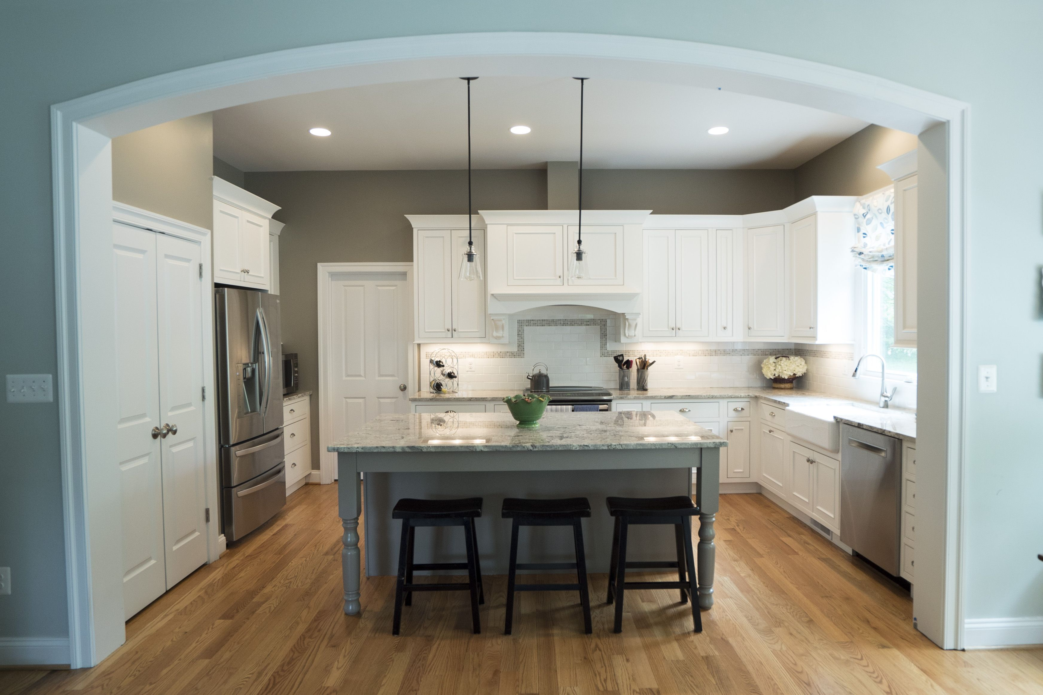 usa cabinet store - kitchen project | stotler kitchen remodel