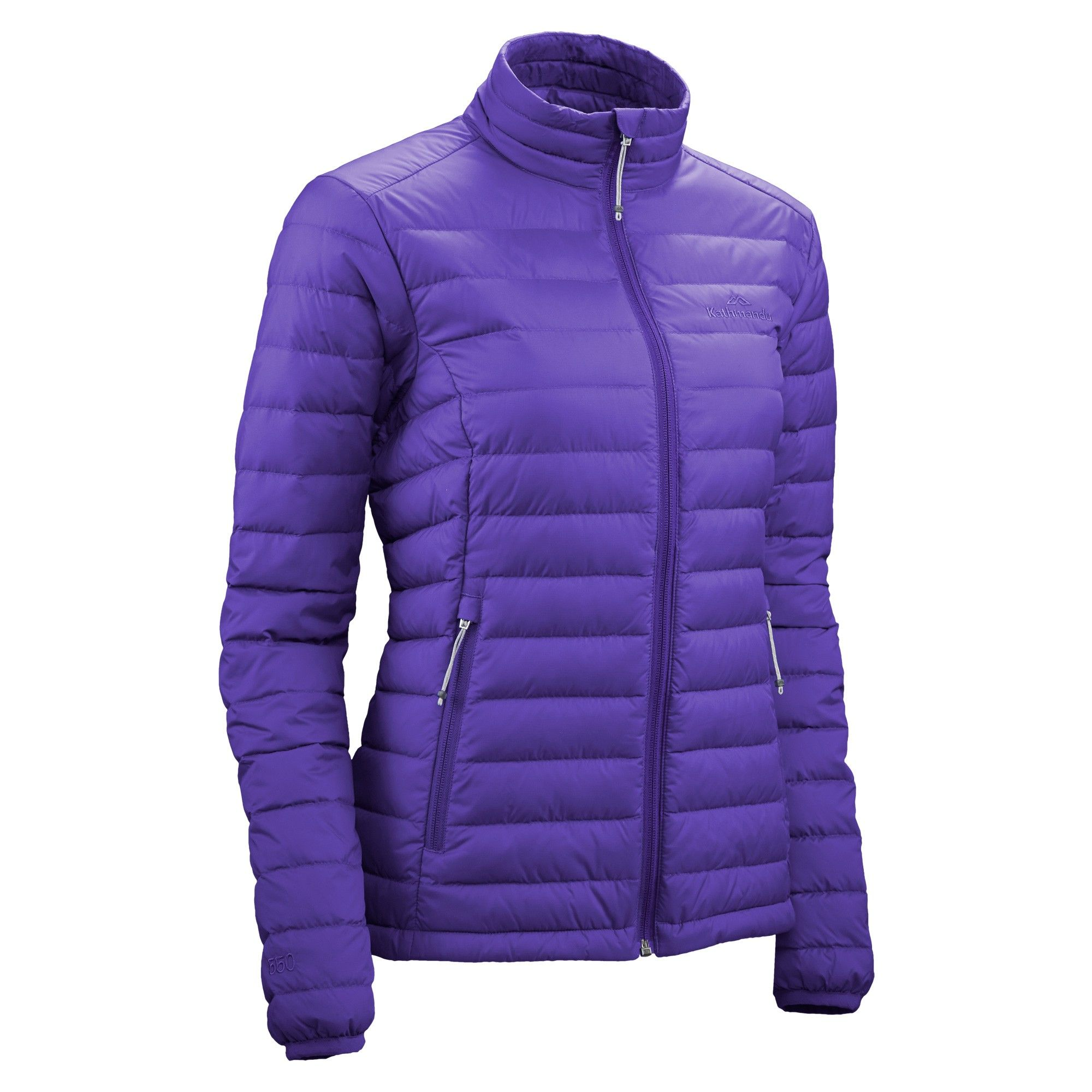 Buy Heli Women's Lightweight Down Jacket - Purple online at ...