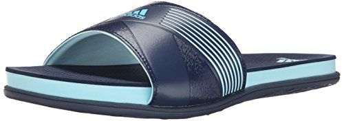 5bed6d9d938e adidas Performance Womens SUPERCLOUD Plus Slide W Athletic Sandal Frozen  BlueGreyCollegiate Navy 7 M US   You can find more details by visiting the  image ...