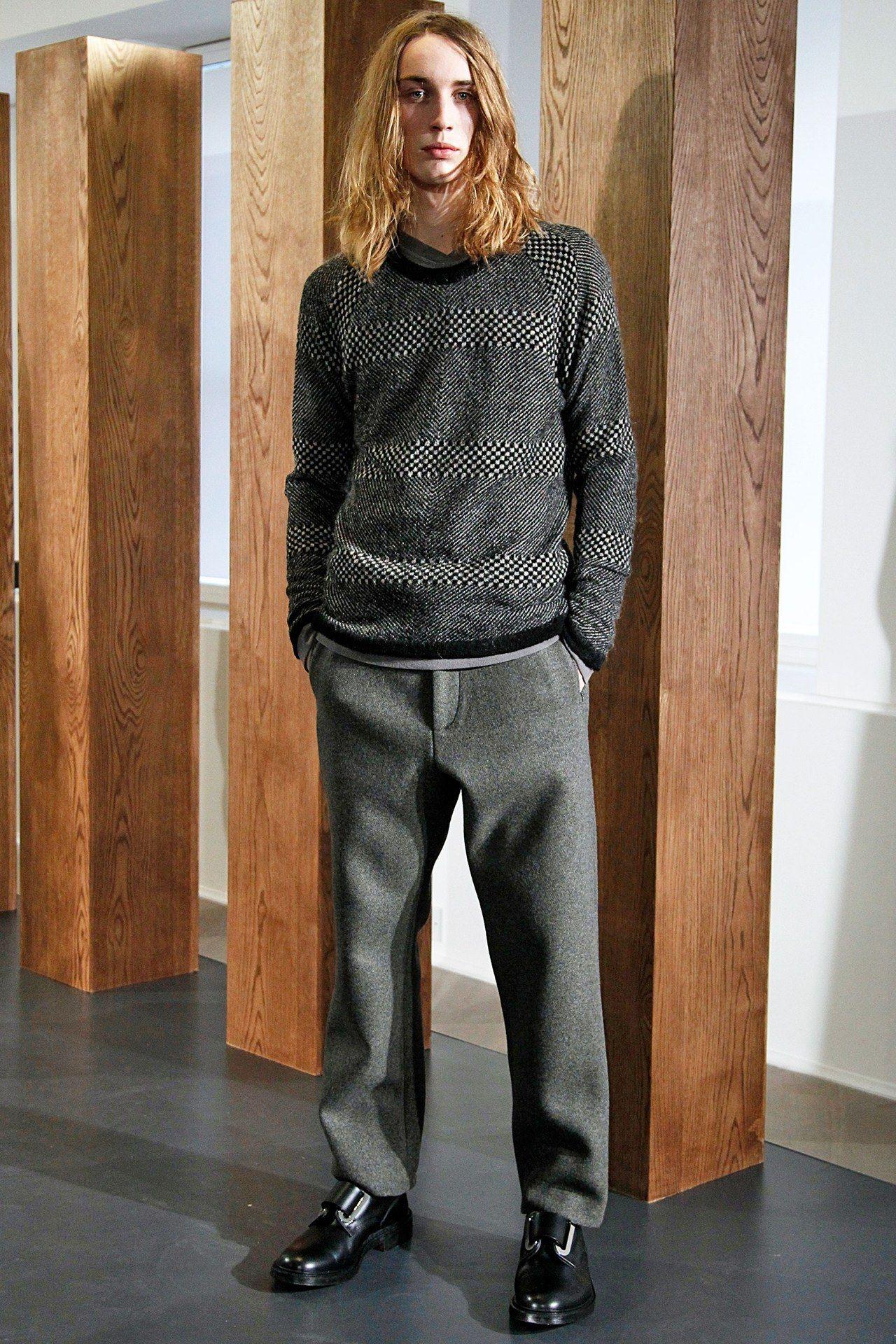Nicole Farhi FallWinter 2014 Collection - London Collection Men - DerriusPierreCom (13)