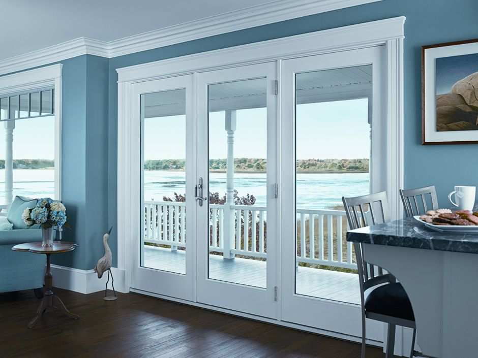 French doors exterior french doors renewal by andersen for Andersen french doors
