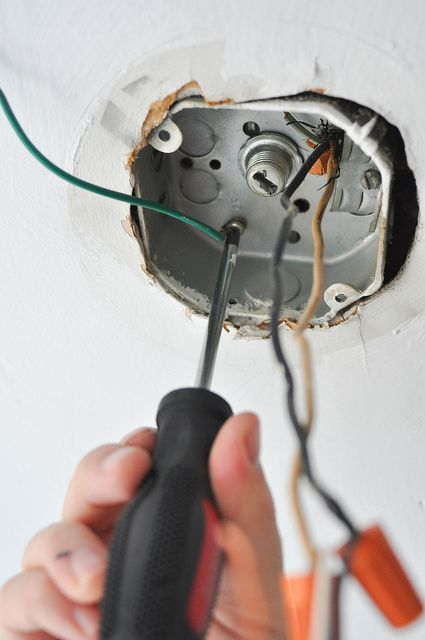 Brilliant The Idiots Guide How To Change A Light Fixture Home Small Wiring Digital Resources Indicompassionincorg