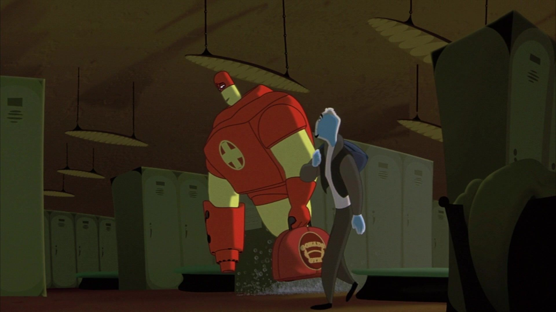 Pin By Gotyoucovered On Osmosis Jones