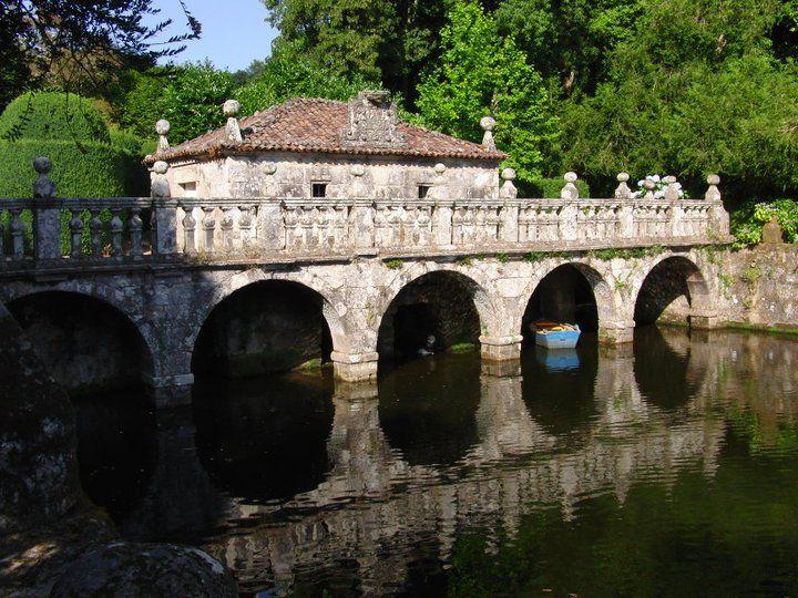Pazo de Oca, A Estrada (Pontevedra)