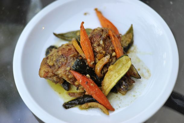"""""""Chicken Tagine"""" — The Official Site of Chef Georgia Pellegrini 