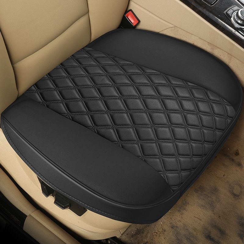 Best Seller Luxury Car Seat Cushions Car Interior Protective Pad Cushion Anti Slip Front Car Seat Covers Auto Protect Set Chair Mat Only 9 61 Di 2020