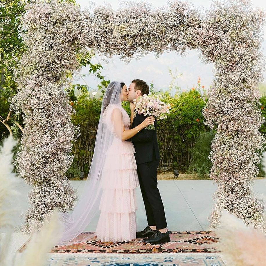 Celebrity Wedding Vows Examples: Mandy Moore And Taylor Goldsmith