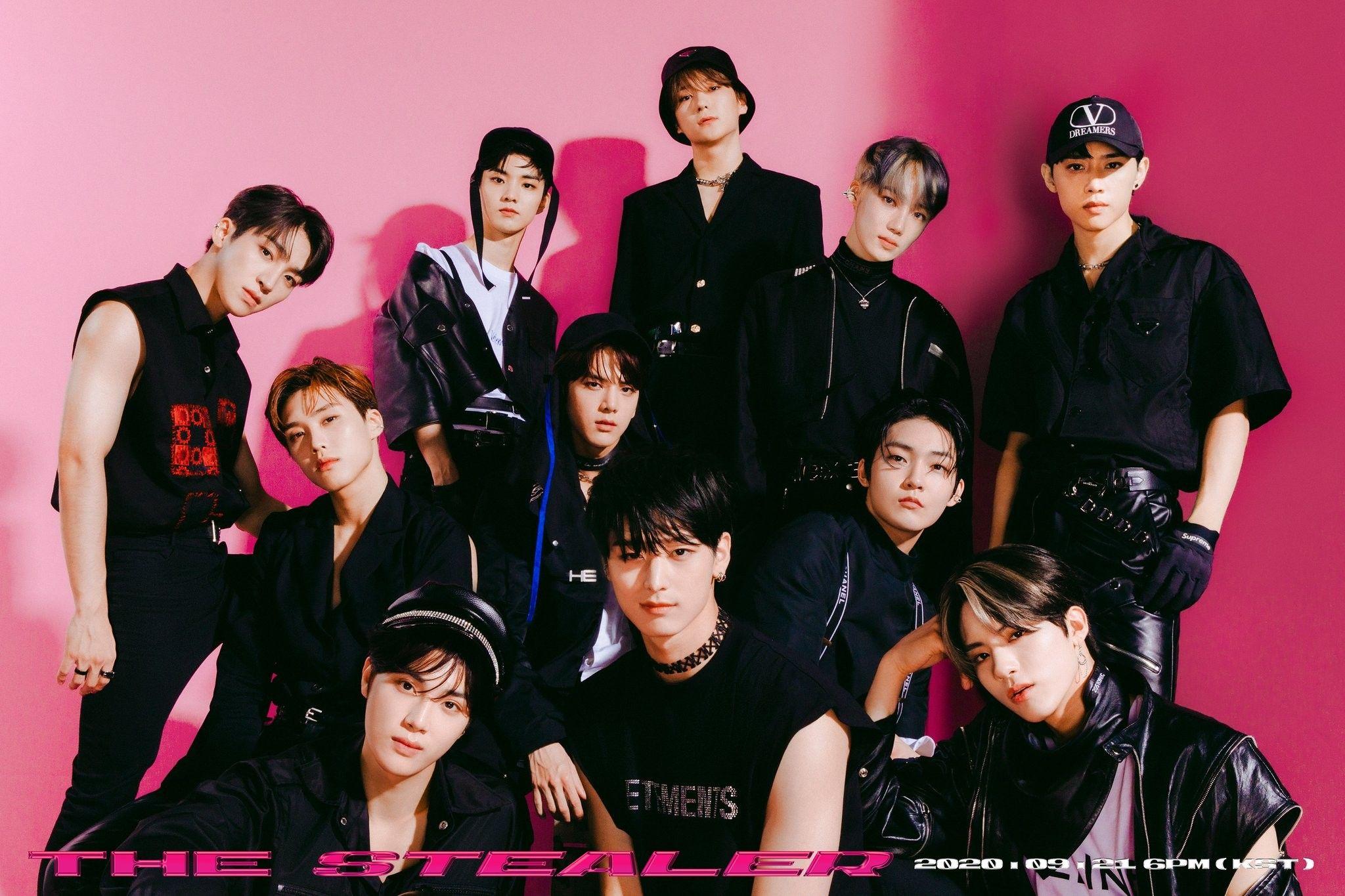 The Boyz 5th Mini Album Chase In 2020 Mini Albums Stealer K Pop Star