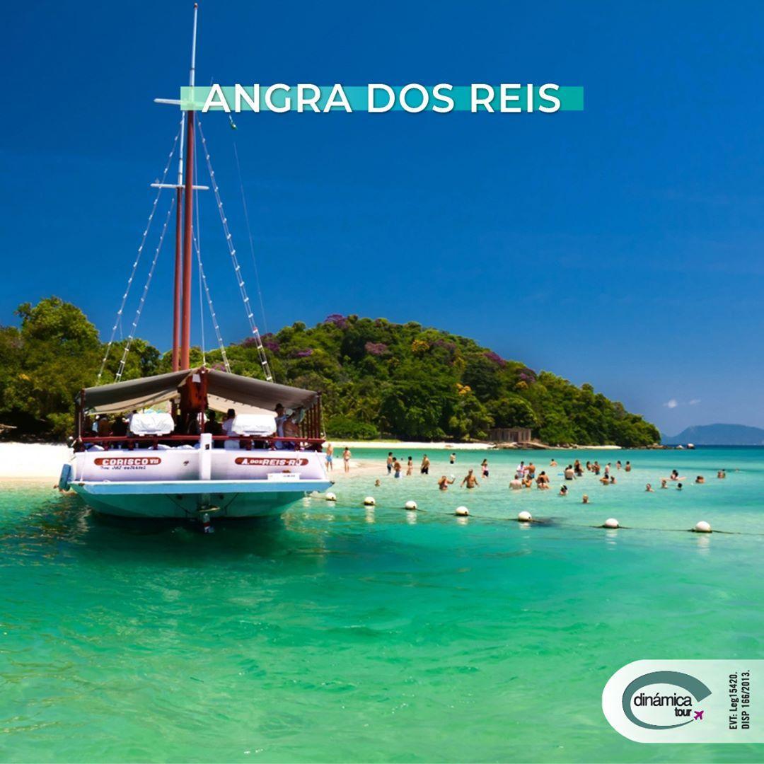 Conoce Una De Las Playas Mas Hermosas De Brasil Angradosreis