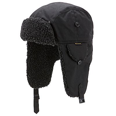 0aad3f6f1 Barbour Fleece Lined Trapper Hat | want!!! | Trapper hats, Barbour ...