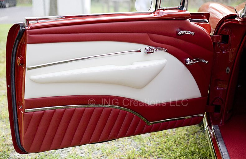 1955 Chevy Bel Air 1955 Chevy Bel Air 1955 Chevy Hotrod Interior