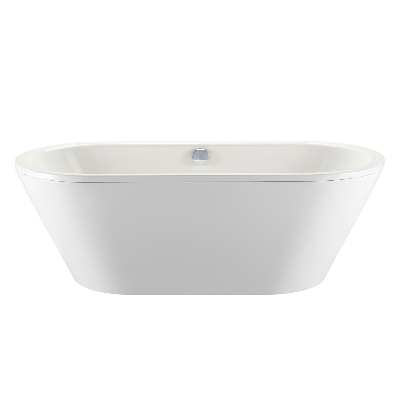 Bliss Duo Oval 1800 Built In Bath   Rogerseller