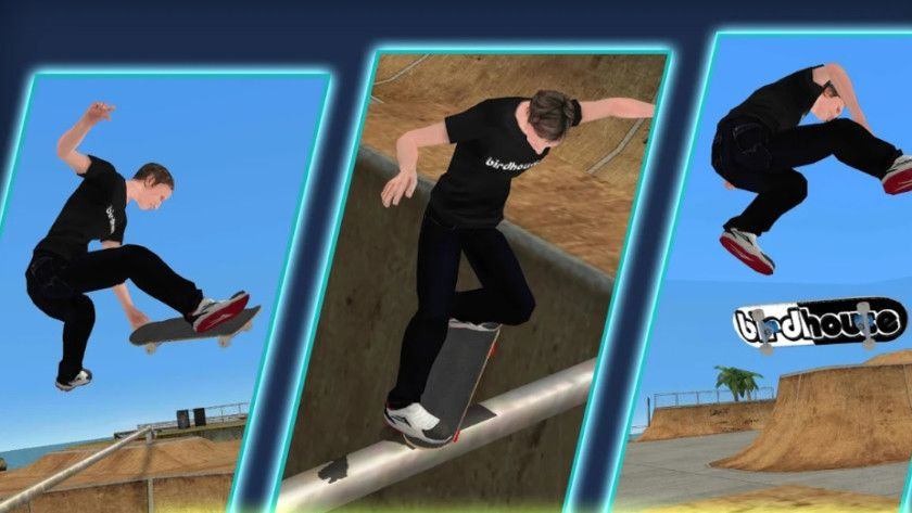 Relive your Pro Skater dreams with Tony Hawks Skate Jam
