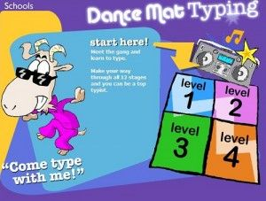 Best guide for Dance mat typing level for kids and youngster. 4 ...