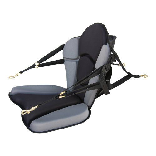 Support Backrest Sit On Top Canoeing Men Women Kayak Seat Back Pad Adjustable