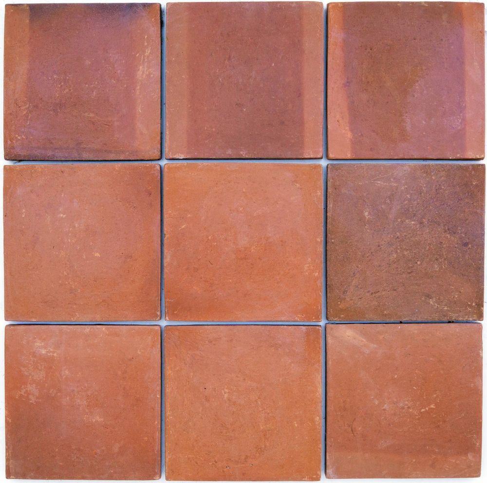 Handgemachte Terracotta Fliesen Cm M Cm In - Mosaik fliesen terracotta
