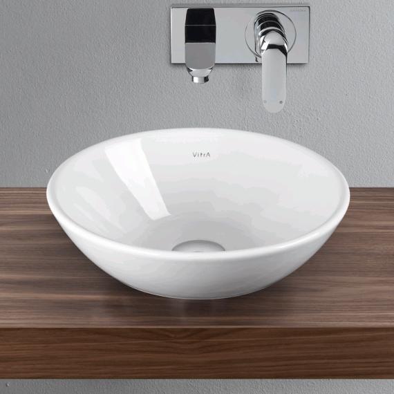 Vitra Designer Options 380mm Geo Round Countertop Basin