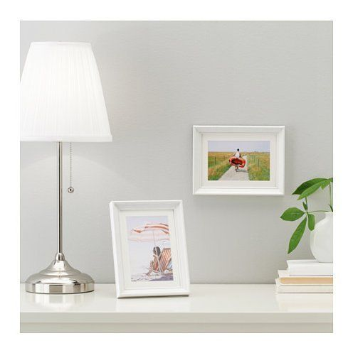 Ikea Knoppang Frame 5 X 7 White Wood Photo Holders Set Of 2 You Can Get Additional Details At The Image Link It Is An Aff Photo On Wood Nursery Decor Ikea